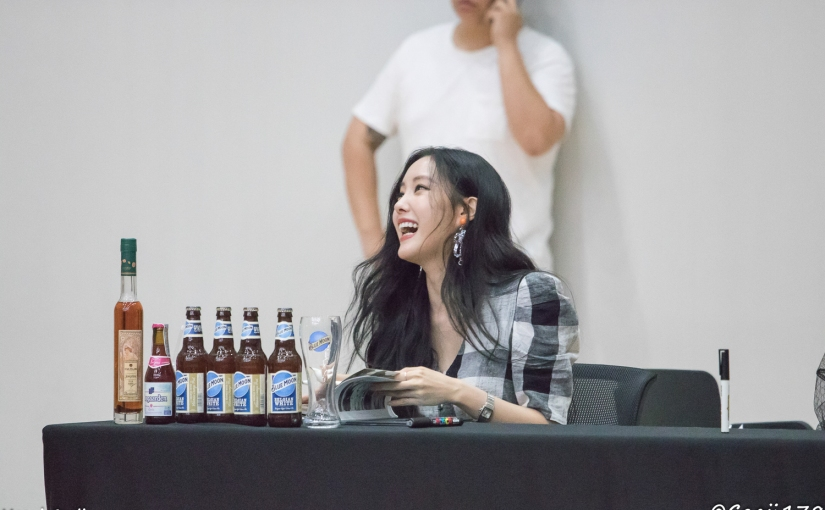 01/07/17 – T-ARA FANSIGN (WHAT'S MY NAME) – HYOMIN (26 PHOTOS V1)