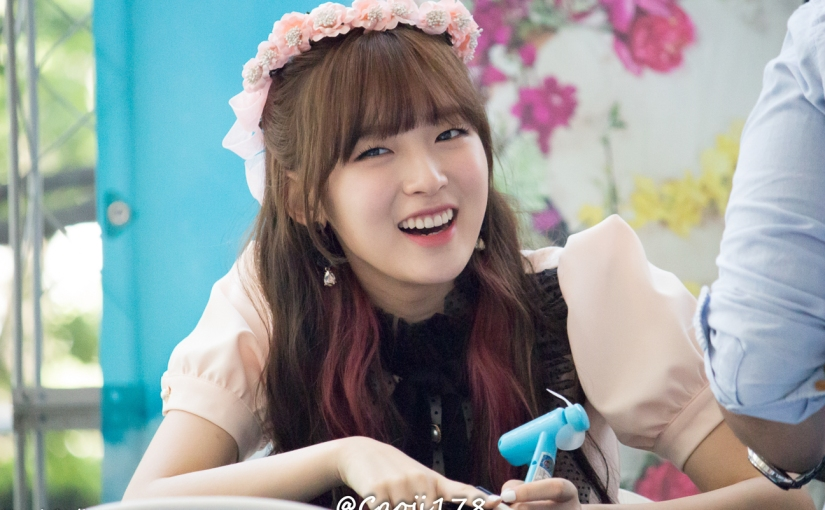 05/05/17 – OH MY GIRL FANSIGN (COLORING BOOK) – ARIN (15 PHOTOSV1)