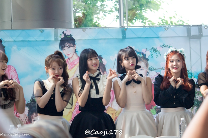 05/05/17 – OH MY GIRL FANSIGN (COLORING BOOK) – GROUP ( PHOTOS V1)
