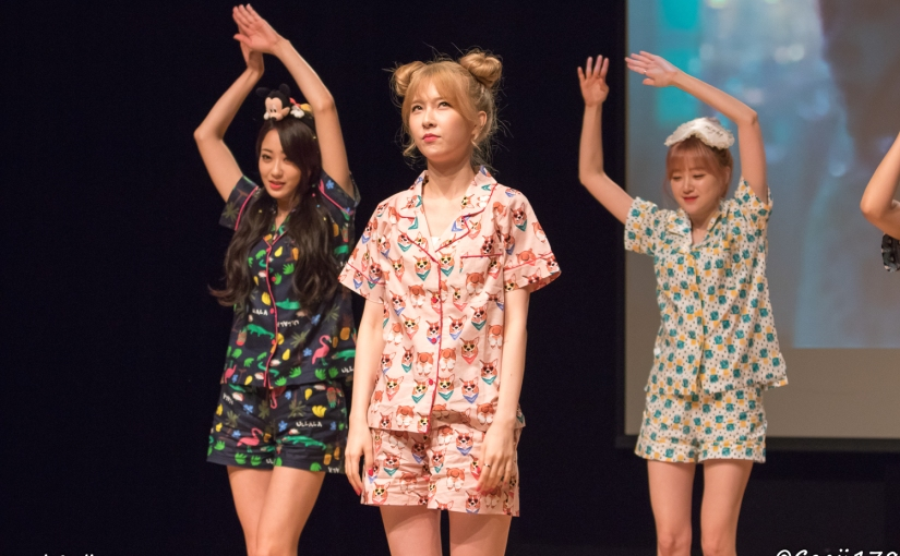 09/07/17 – NINE MUSES FANSIGN (REMEMBER) – GROUP (4 PHOTOS V1)